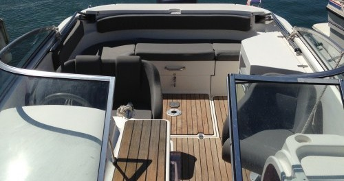 Pacific Craft Pacific Craft 690 DC between personal and professional Argelès-sur-Mer