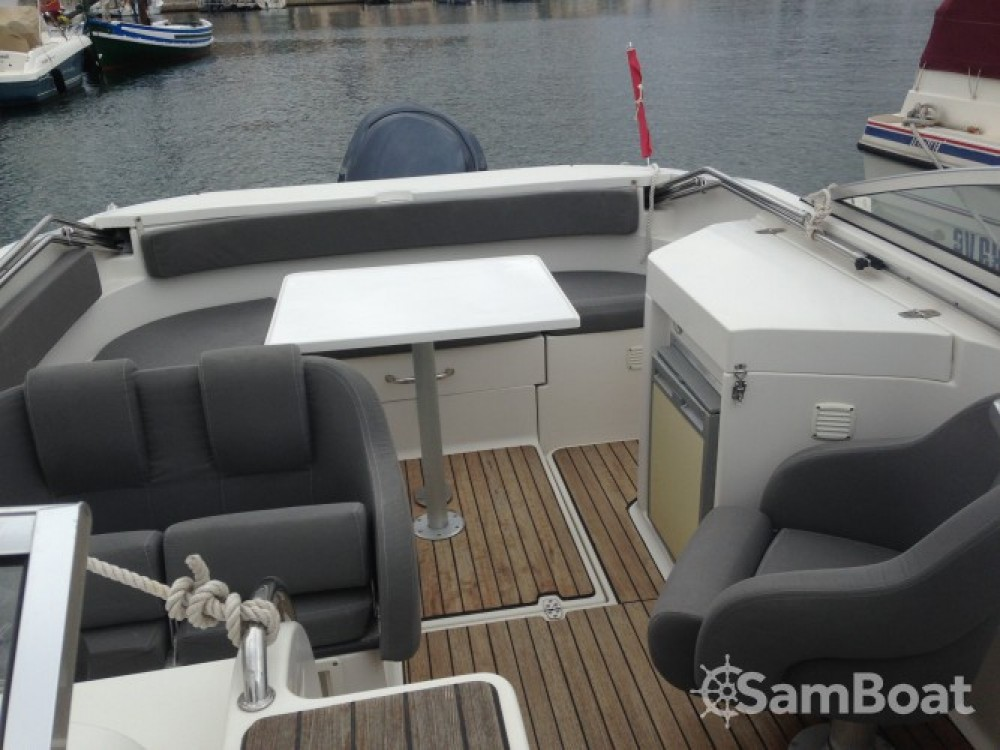 Rental Motorboat in Argelès-sur-Mer - Pacific Craft Pacific Craft 690 DC