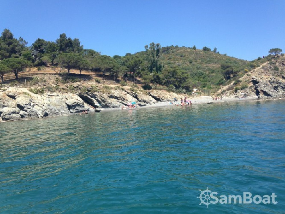 Hire Motorboat with or without skipper Pacific Craft Argelès-sur-Mer