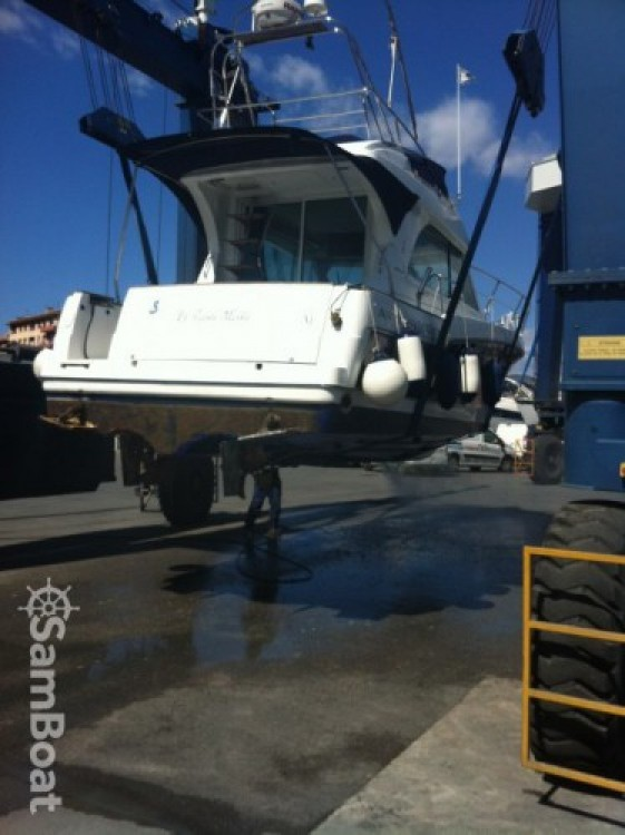 Boat rental Ajaccio cheap Antares 980