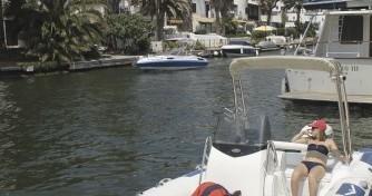Rental RIB in Carnac - Marsea Marsea CM 100