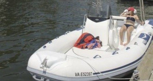 Hire RIB with or without skipper Marsea Carnac