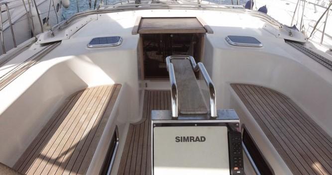 Rental yacht Nicosia - Hanse Hanse 470 E on SamBoat