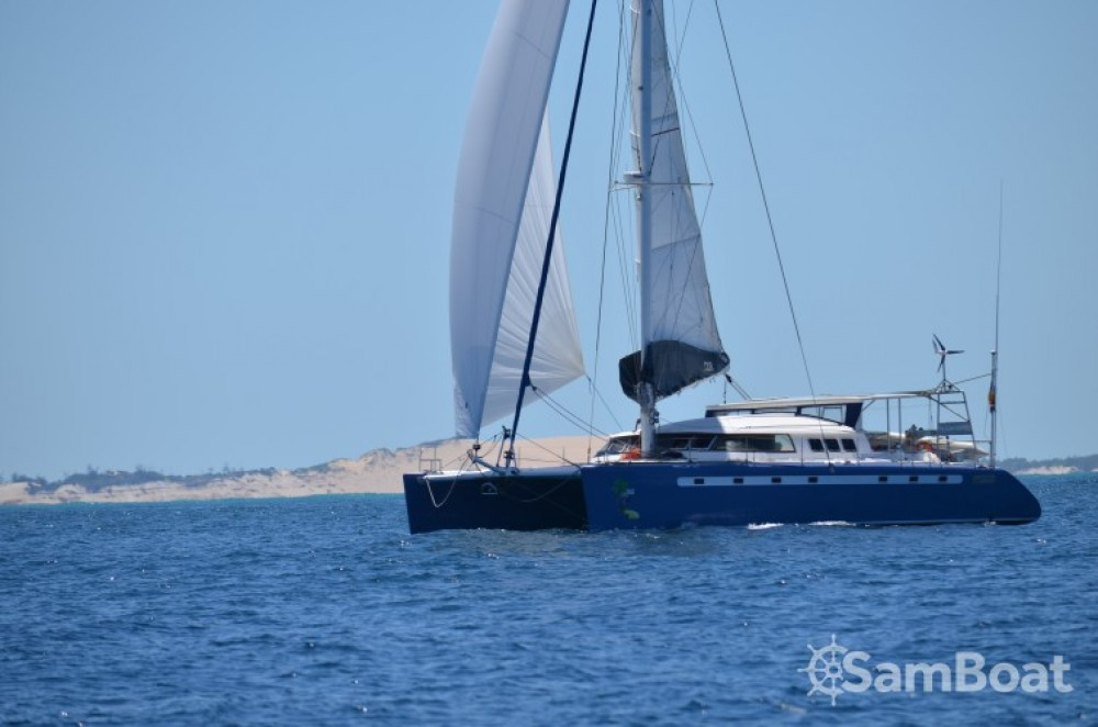 Rental yacht  - Fountaine Pajot Marquise 56 on SamBoat