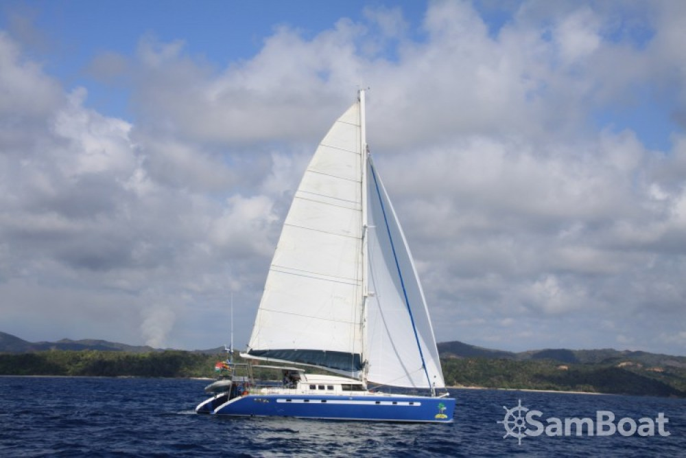 Boat rental Fountaine Pajot Marquise 56 in  on Samboat