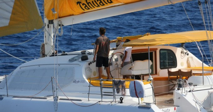 Rental yacht Ajaccio - Privilege-Marine PRIVILEGE 585 on SamBoat