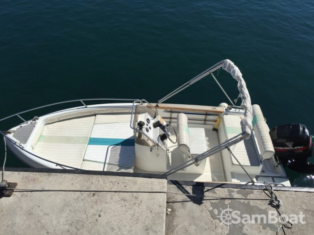 Rental Motorboat in Marseille - Sessa Marine key largo