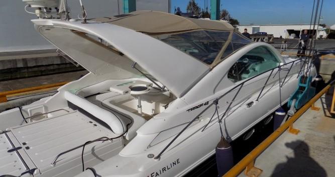 Rent a Fairline Targa 48 Gran Turismo Palma de Mallorca