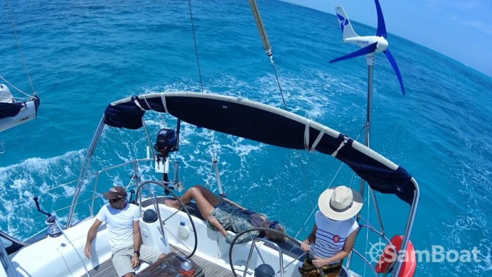 Rental Sailboat in Cancún - Bavaria Bavaria 44