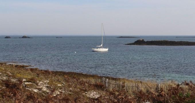 Rent a Jeanneau Voyage 11.20 La Forêt-Fouesnant