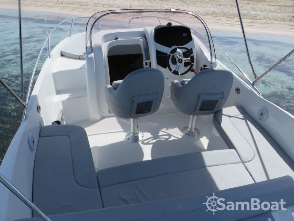 Boat rental Ibiza cheap Flyer 650 SD