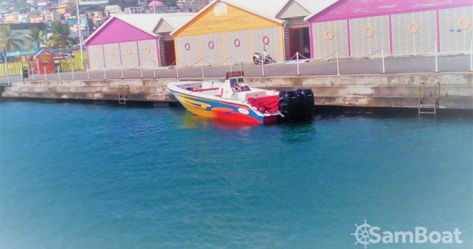 Rental Motorboat Maran-30 with a permit