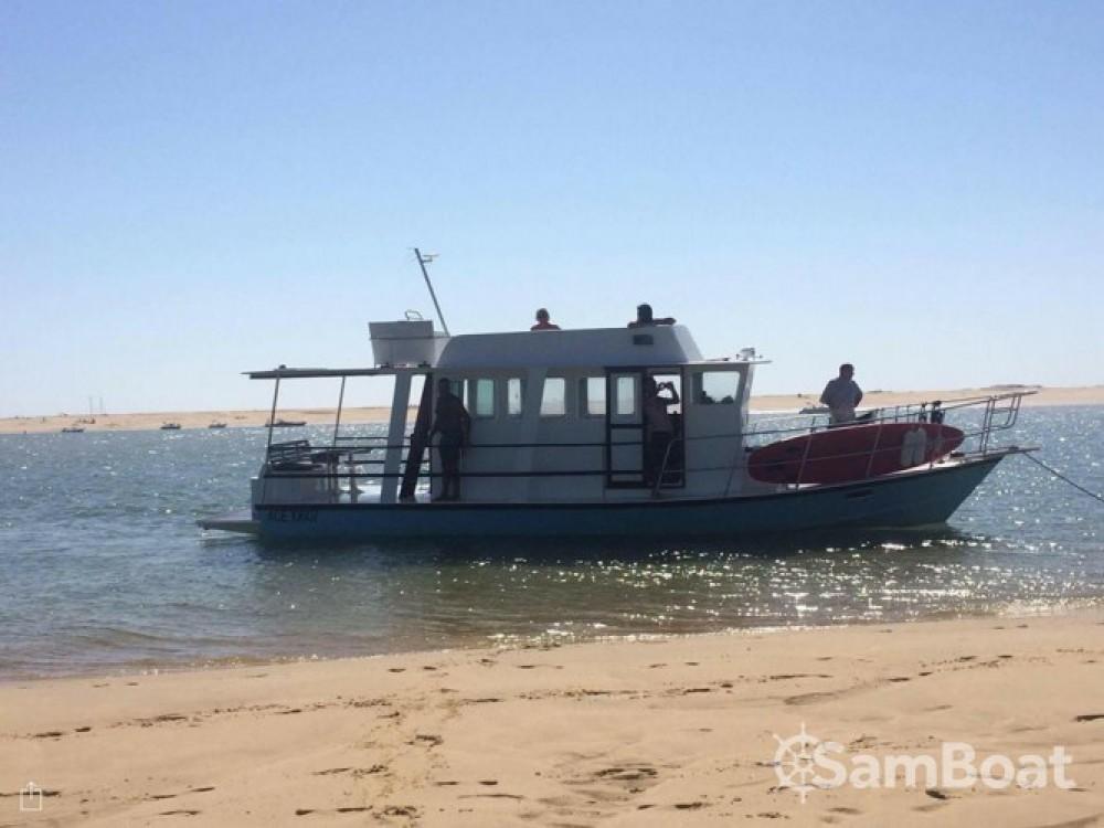 Rental Motorboat in Lège-Cap-Ferret - Nomad 43