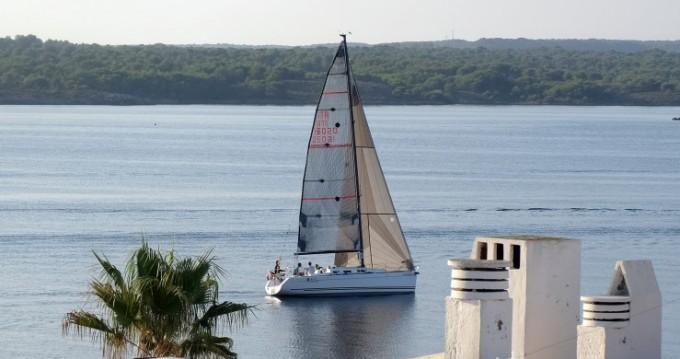 Boat rental Palamós cheap First 34.7