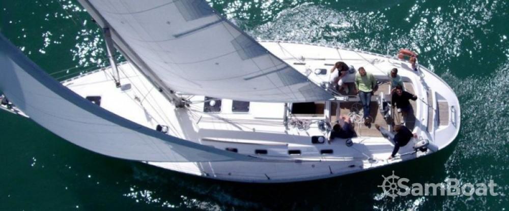 Boat rental Dufour Dufour 45 Classic in Granville on Samboat