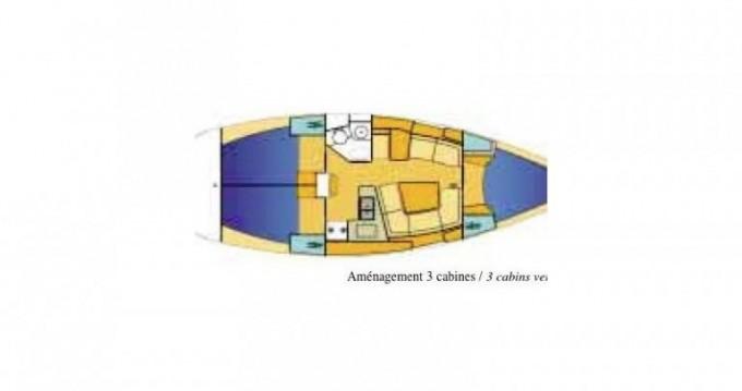 Rental yacht Granville - Jeanneau Sun Fast 37 on SamBoat
