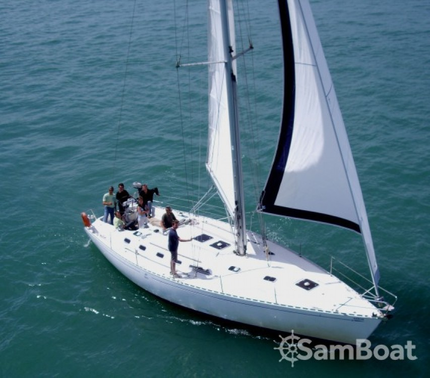 Rental Sailboat in Granville - Dufour Dufour 45 Classic