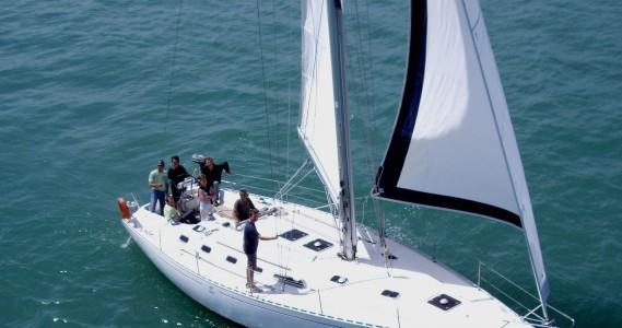 Boat rental Granville cheap Dufour 45 Classic