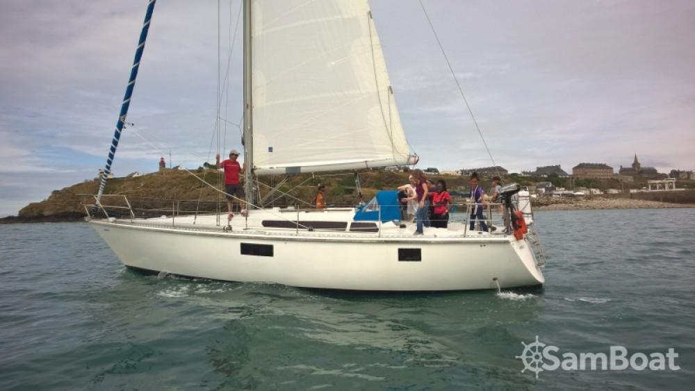 Rental Sailboat in Granville - Gibert Marine Gib Sea 126