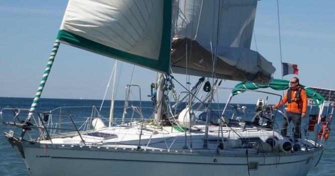 Boat rental Hendaye cheap Sun Legend 41