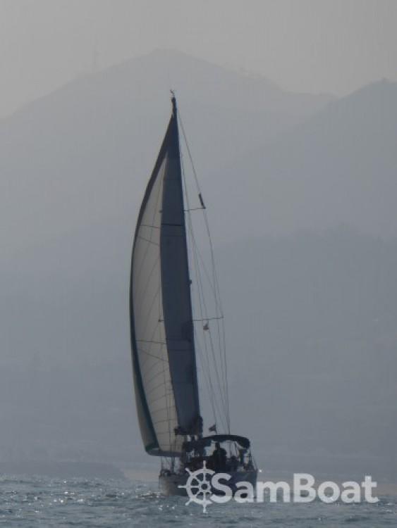 Rental yacht Hendaye - Jeanneau Sun Legend 41 on SamBoat