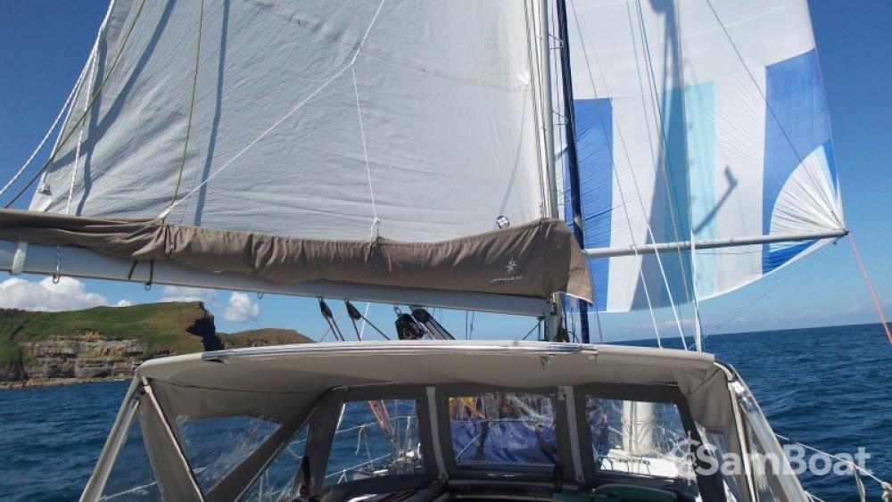 Rental Sailboat in Hendaye - Jeanneau Sun Legend 41