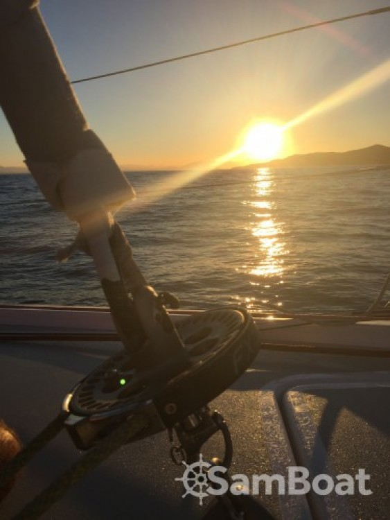 Rental Sailboat in Grimaud - Rm RM 1180
