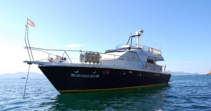 Rental Motorboat in Vigo - Gallart Gallart 13.50 MS