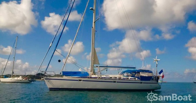 Bénéteau Oceanis 510 between personal and professional Rodney Bay