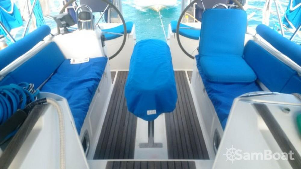 Boat rental  cheap Oceanis 510