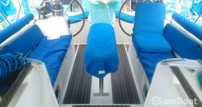 Sailboat for rent Rodney Bay at the best price