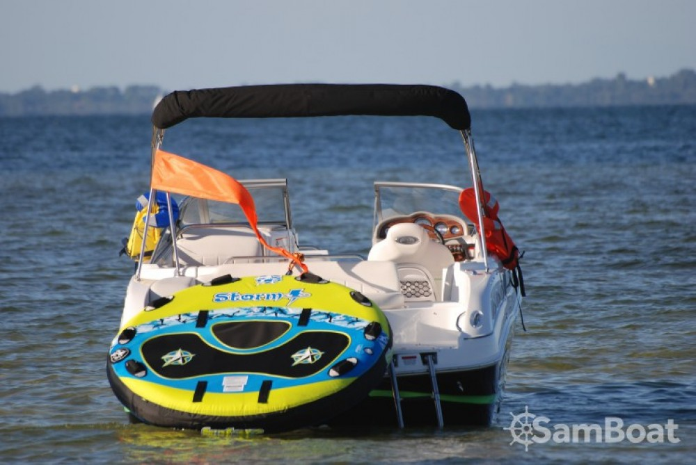 Motorboat for rent Biscarrosse at the best price