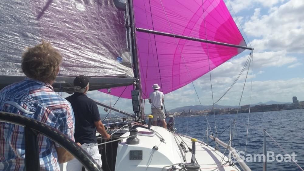 Rental Sailboat in Marseille - Archambault Archambault A40 RC