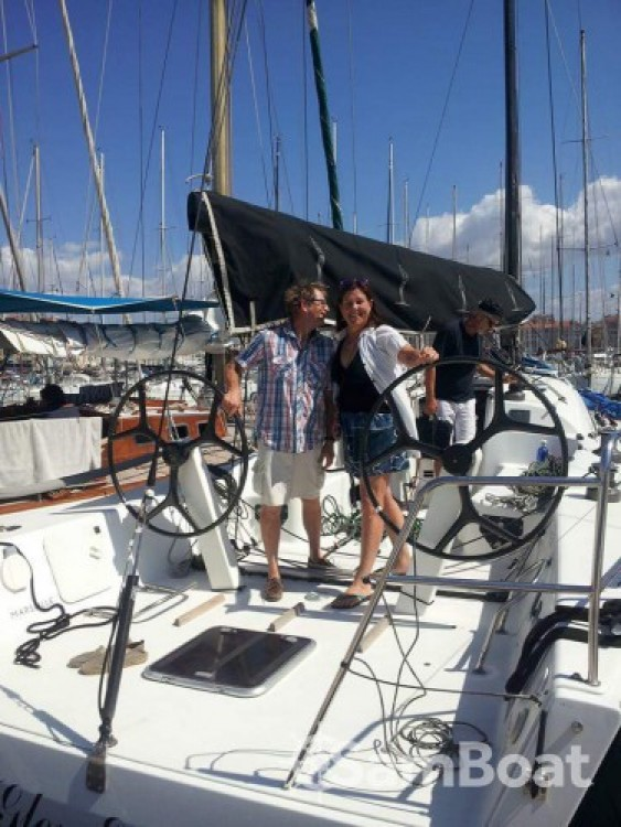Hire Sailboat with or without skipper Archambault Marseille