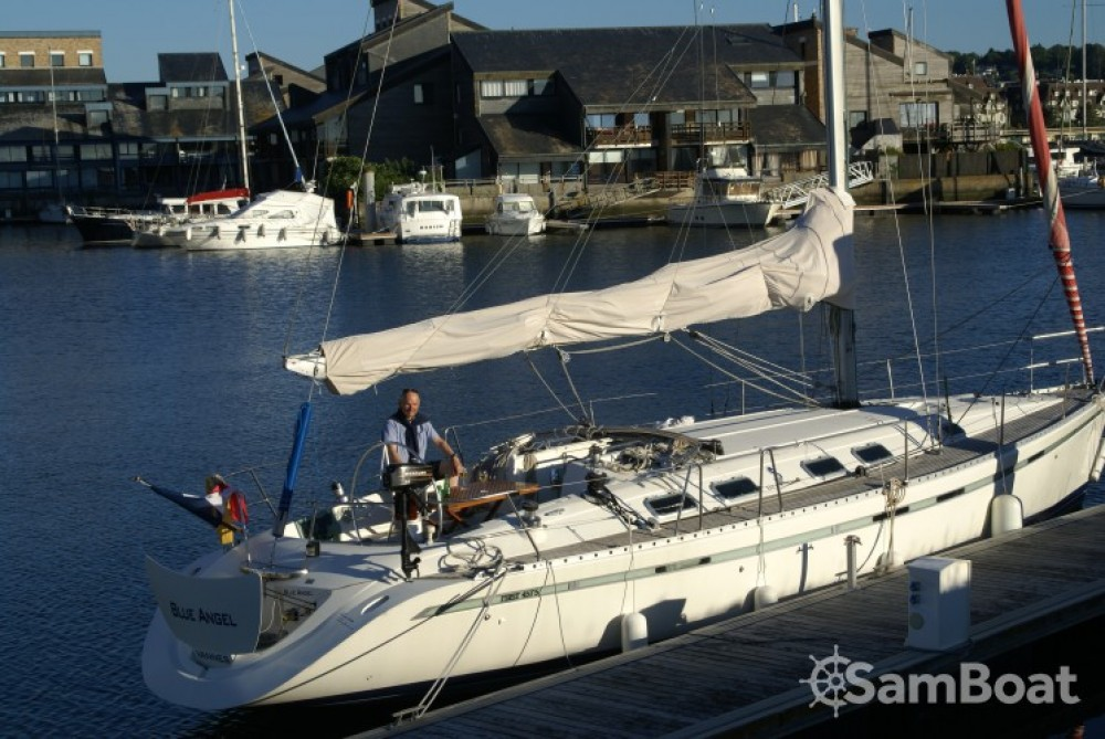 Boat rental Arzon cheap First 45