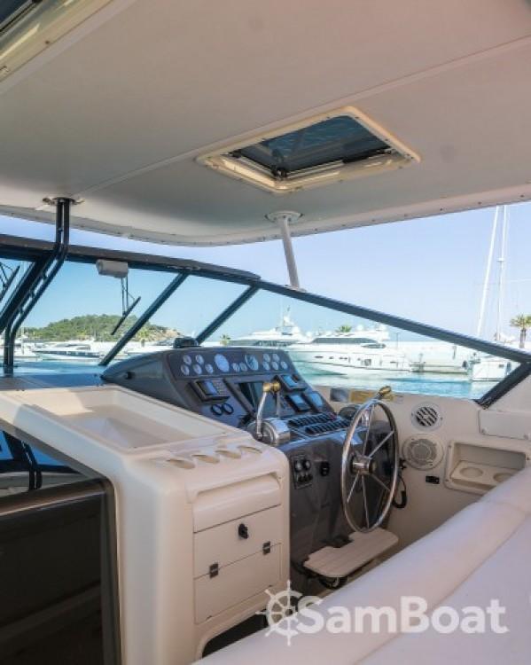 Rental yacht Cambrils - Tiara 4000 Express on SamBoat