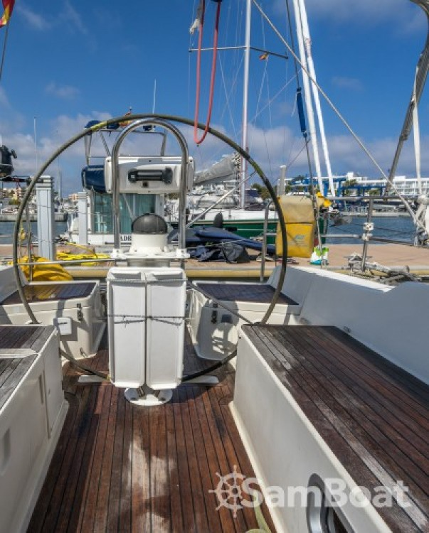 Hire Sailboat with or without skipper Hanse Balearic Islands