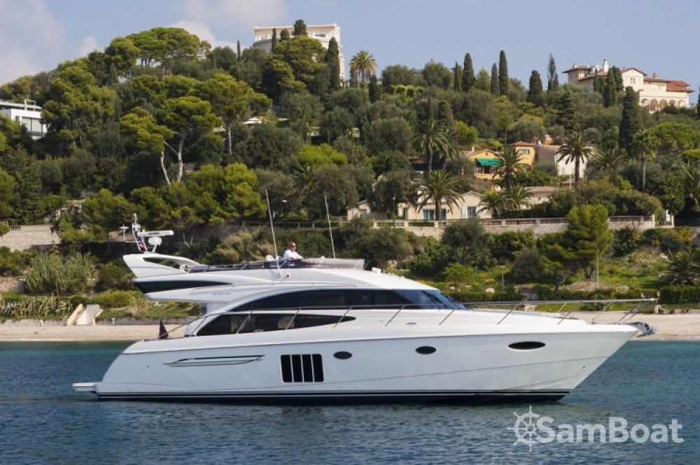 Yacht for rent Cannes at the best price