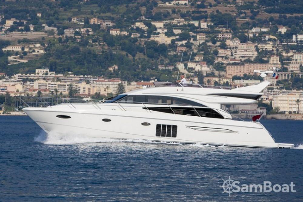 Boat rental Princess Anka in Cannes on Samboat