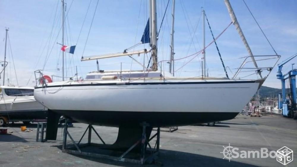 Rental Sailboat in Hendaye - Dufour Safari