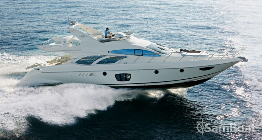 Rental Yacht in Cannes - Azimut 19