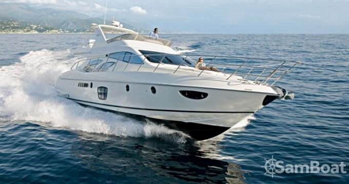 Boat rental Azimut 19 in Cannes on Samboat
