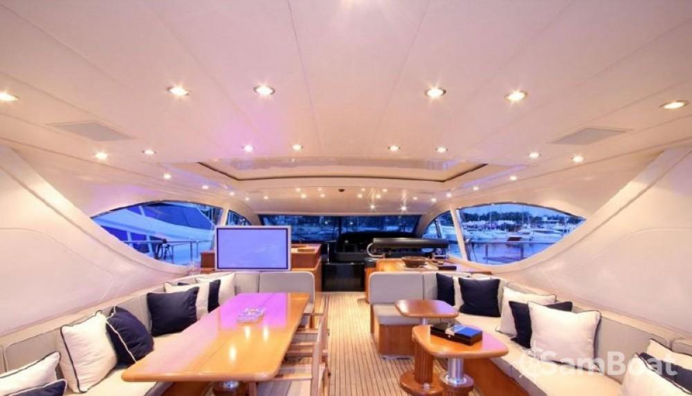 Boat rental Cannes cheap Leopard 24