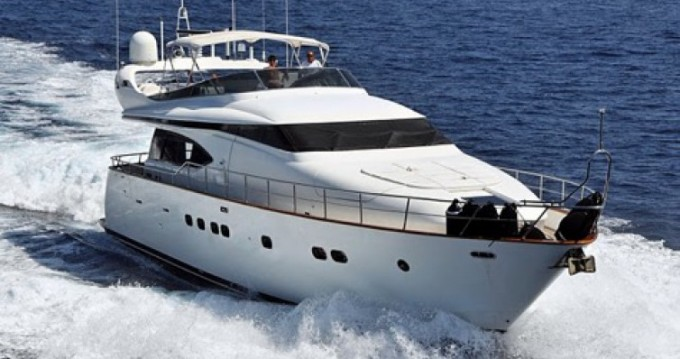 Rental Yacht in Cannes - Maiora 20