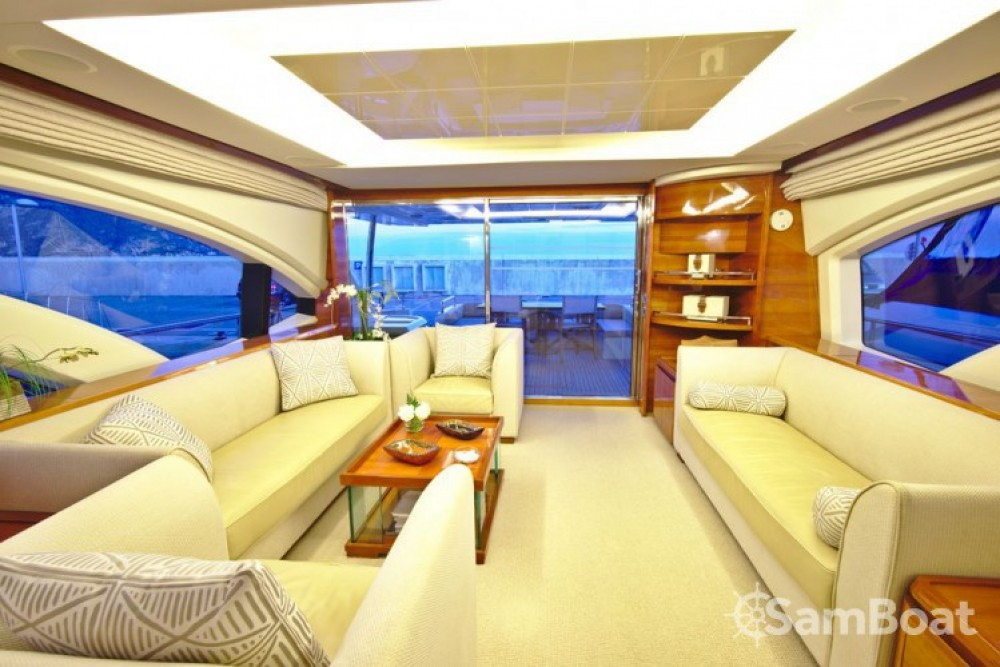Rental Yacht in Cannes - Azimut 22