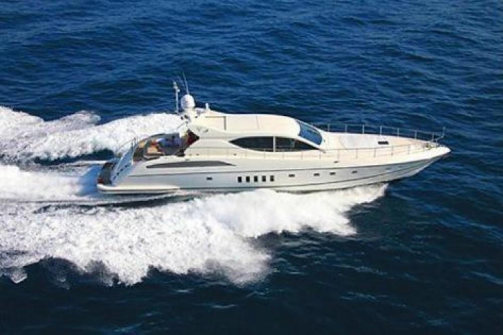 Rental Yacht in Cannes - Leopard Leopard 24