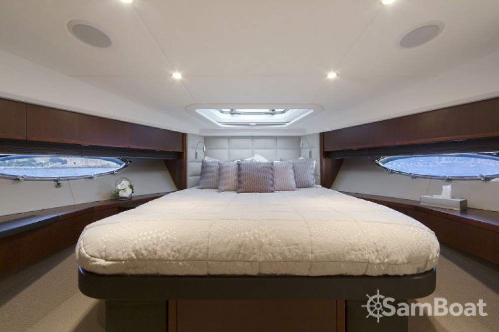 Rental yacht Cannes - Princess Anka on SamBoat