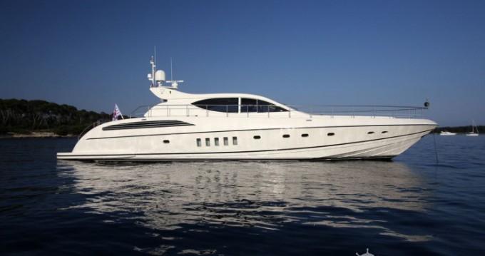 Rental Yacht in Saint-Tropez - Arno Leopard Leopard 24