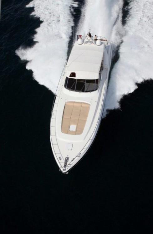 Rental Yacht in Saint-Tropez - Mangusta 25