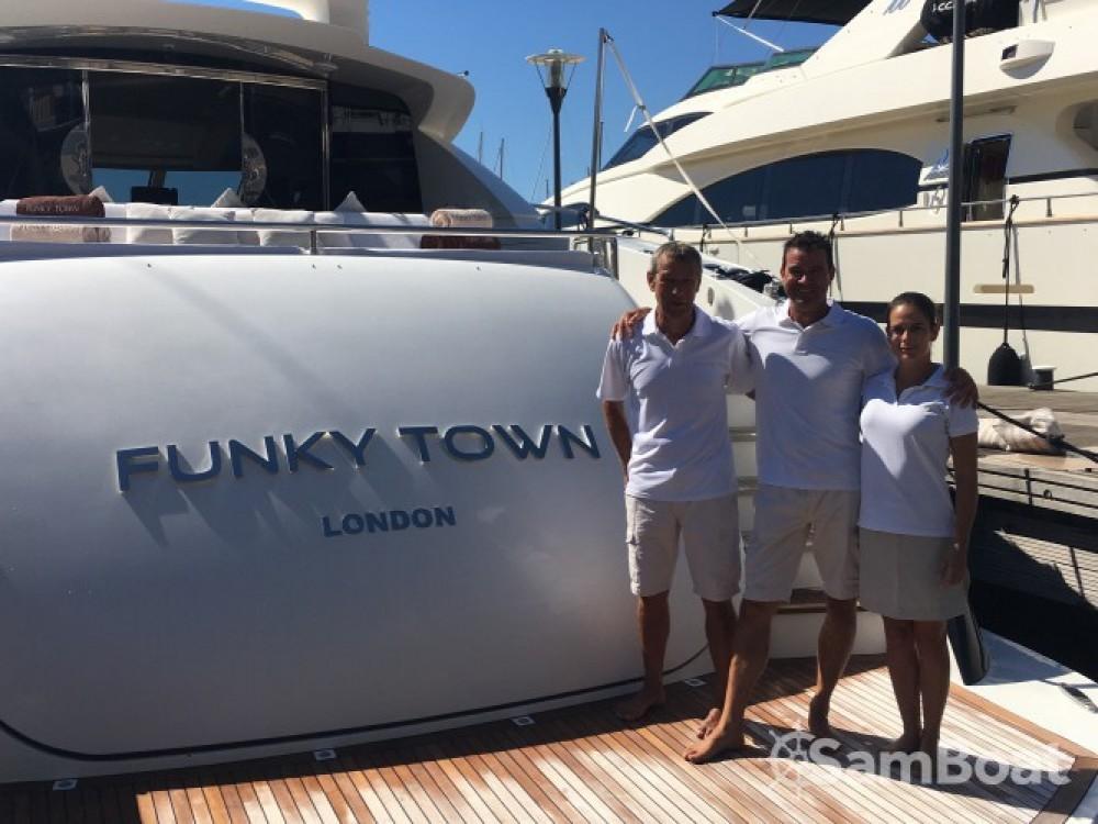 Rental Yacht in Saint-Tropez - Canados 27.45